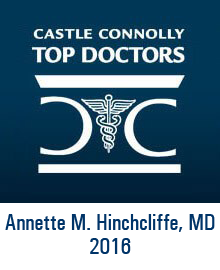 Dr. Hinchcliffe named 2016 Top Doc by Castle Connolly!