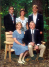 Dr. Kenneth Magee Family